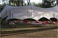 אוהל לבן קלאסי
