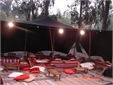 אוהל שחור אותנטי