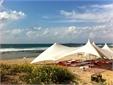 השכרת אוהלים למסיבת רווקים בים